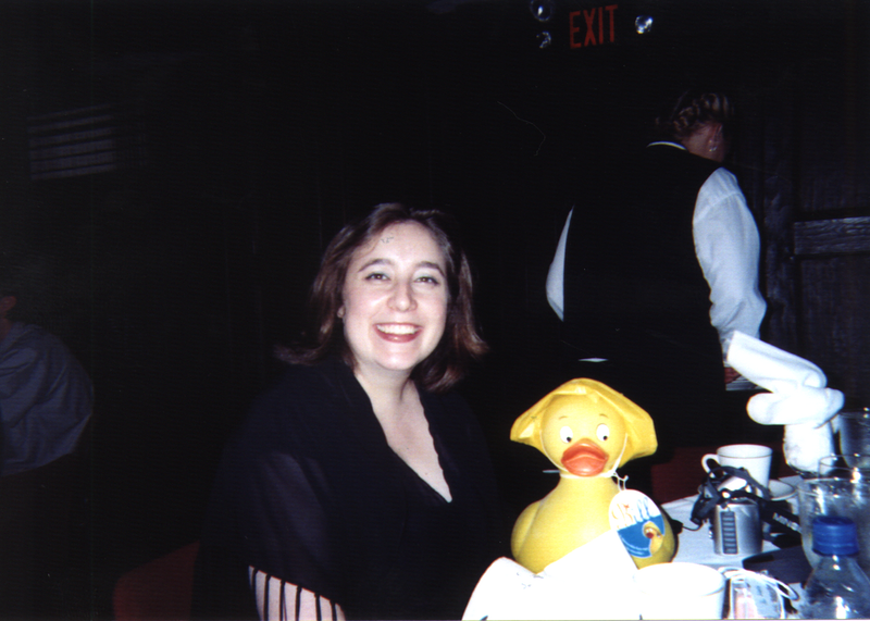 Amy and the Duck