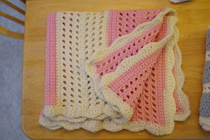 Brooklyn's Baby Blanket