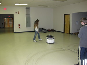 IEEE & SWE Tour of Mobile Robots 012