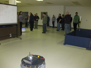 IEEE & SWE Tour of Mobile Robots 013