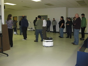 IEEE & SWE Tour of Mobile Robots 014