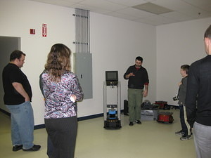 IEEE & SWE Tour of Mobile Robots 021