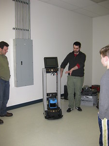 IEEE & SWE Tour of Mobile Robots 022