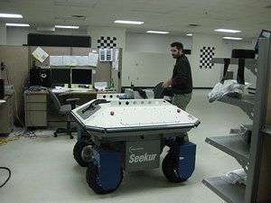 IEEE & SWE Tour of Mobile Robots 023