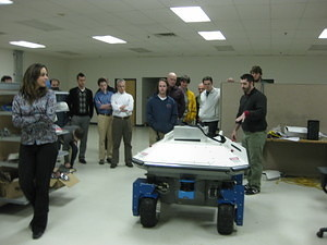 IEEE & SWE Tour of Mobile Robots 024
