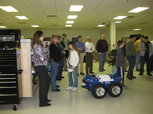 IEEE & SWE Tour of Mobile Robots 031