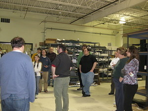 IEEE & SWE Tour of Mobile Robots 037