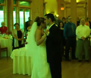 Steph and Greg First Dance (Part 1)