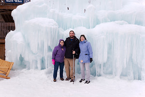 2014-02-22 - Ice Castles at Loon