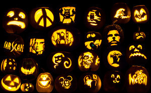 all the pumpkins 2015