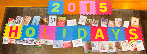 2016-01-12 - 2015 Holiday Cards