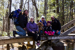 2016-03-20 - Joe English Conservation Area Hike