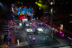 2017-04-15 - Ringling Brothers Barnum and Bailey Circus
