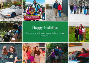 Holiday Card 2013