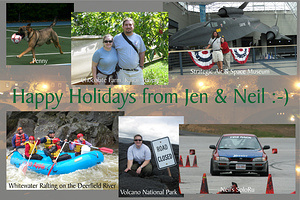 Holiday Card 2009