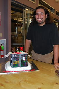 SysAdmin Appreciation Day Cake