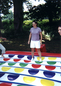 Erin at Twister