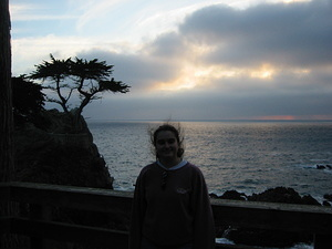 Lone Cypress Point & Jen