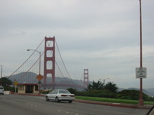 Golden Gate Bridge - Really Good View