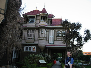 Mystery House and Sonja - 1