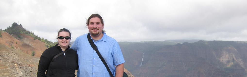 We visited Hawaii (mostly Kauai) for a combined work/vacation trip in 2009.